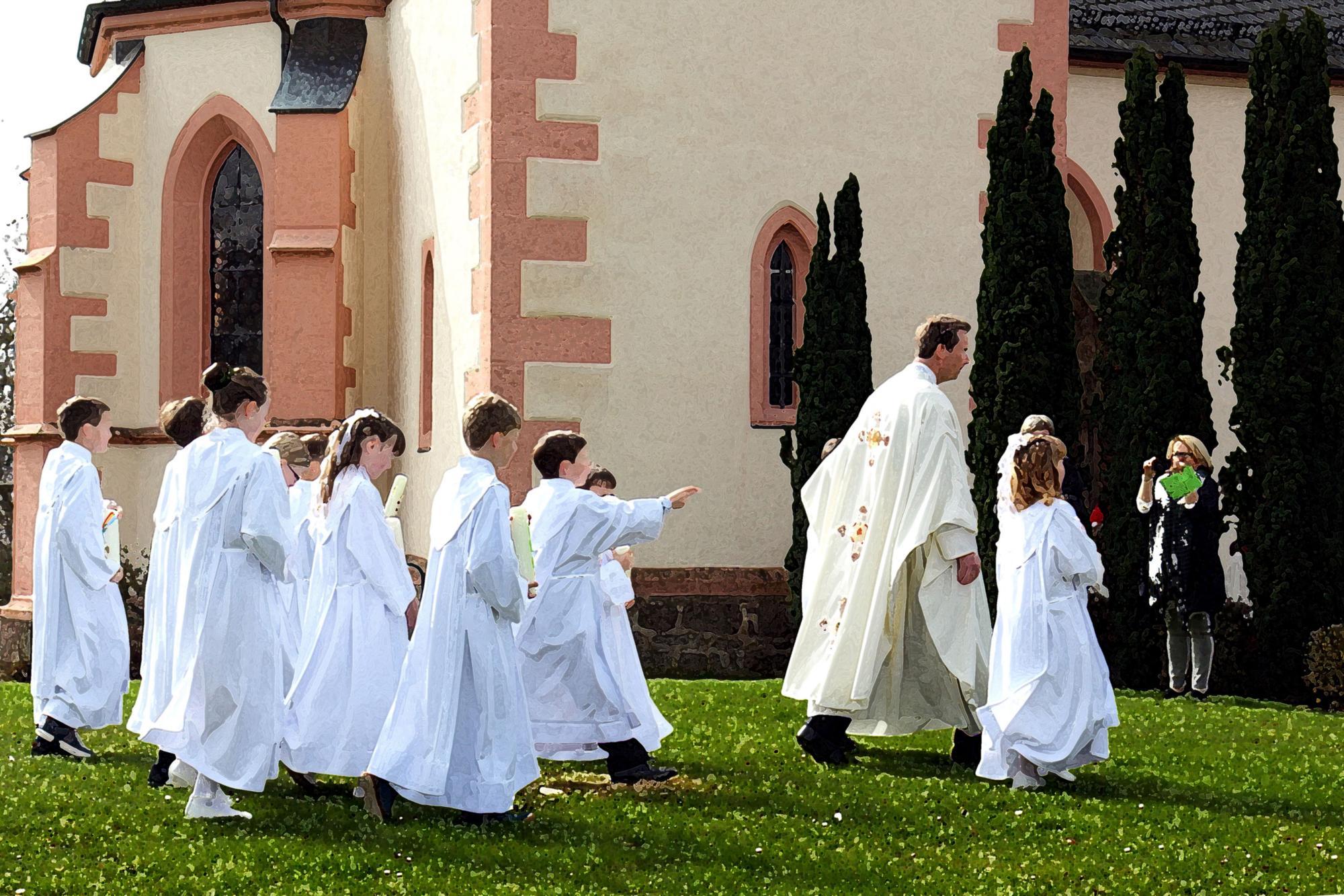 Demobilder für Pfarreien (c) Peter Weidemann in Pfarrbriefservice.de