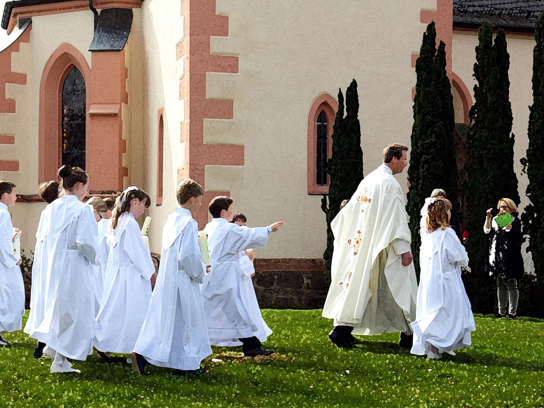 Erstkommunion (c) Bistum Mainz
