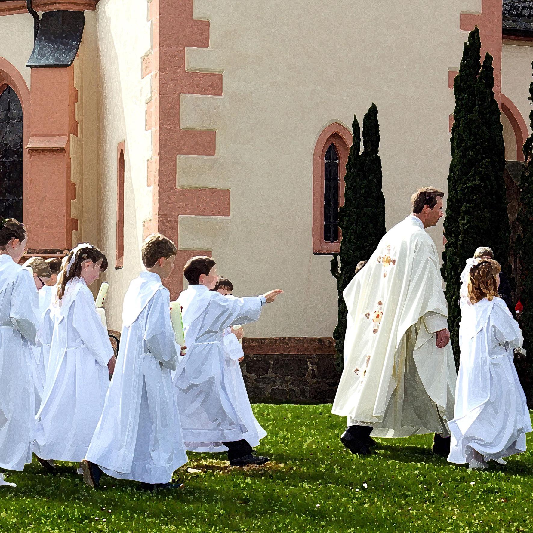 Mein Kind geht zur ersten Kommunion (c) Bistum Mainz