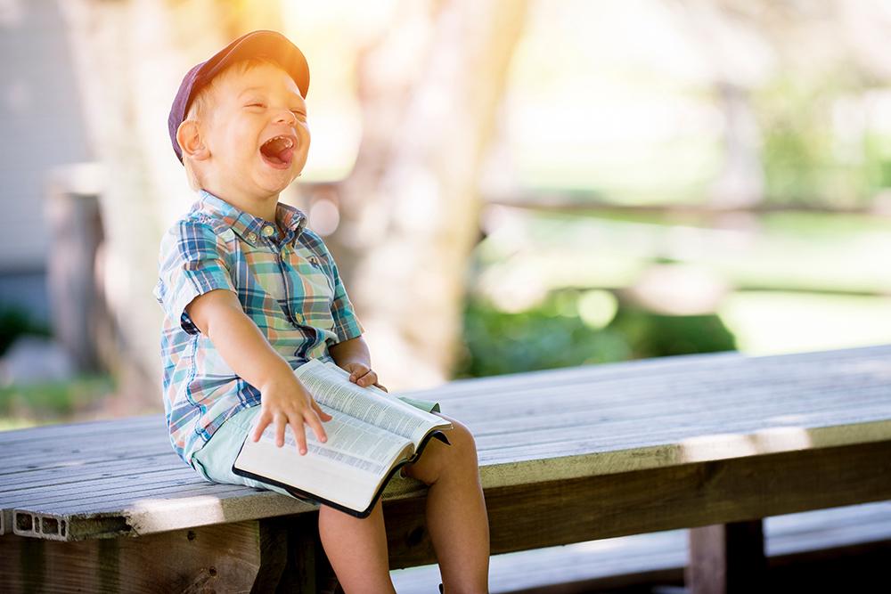 Hausgottesdienste mit Kindern (c) unsplash.com