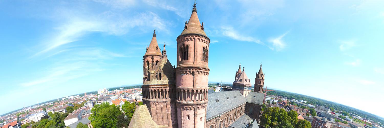 Wormser Dom (c) Bistum Mainz