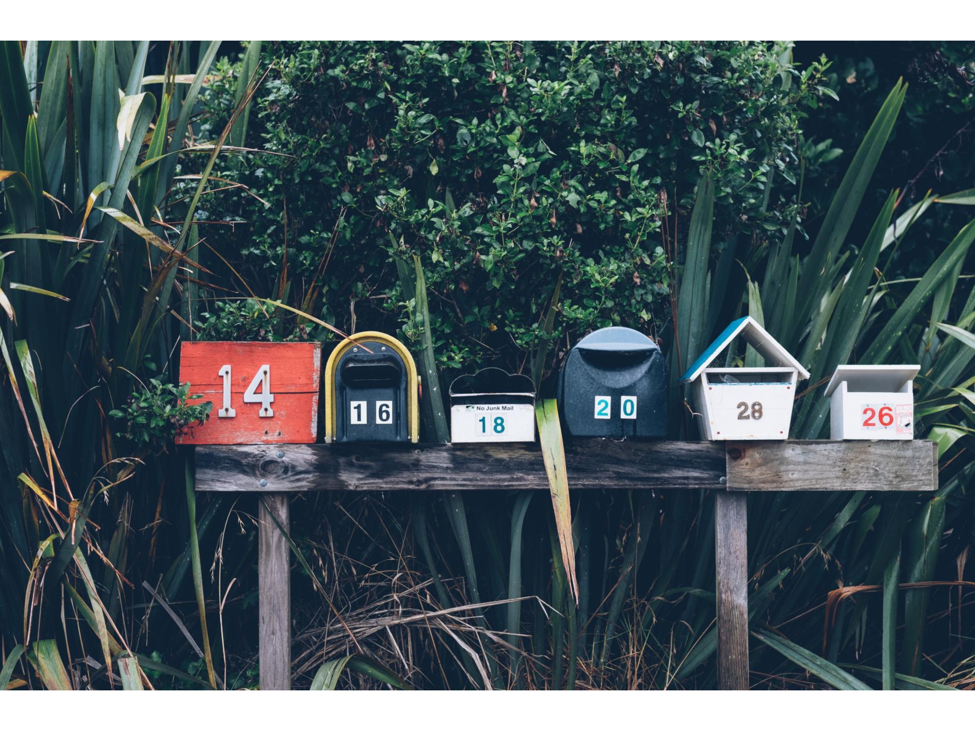 Briefkästen (c) www.pixabay.com