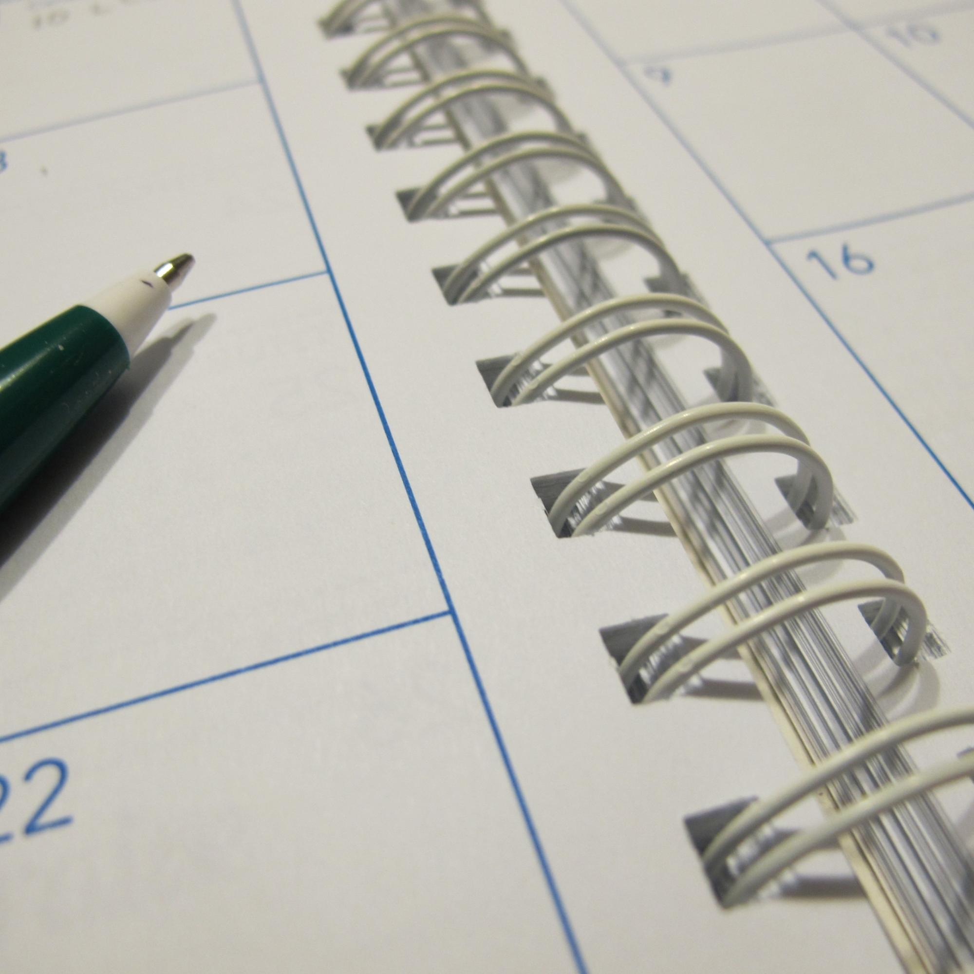 Kalender (c) www.pixabay.com