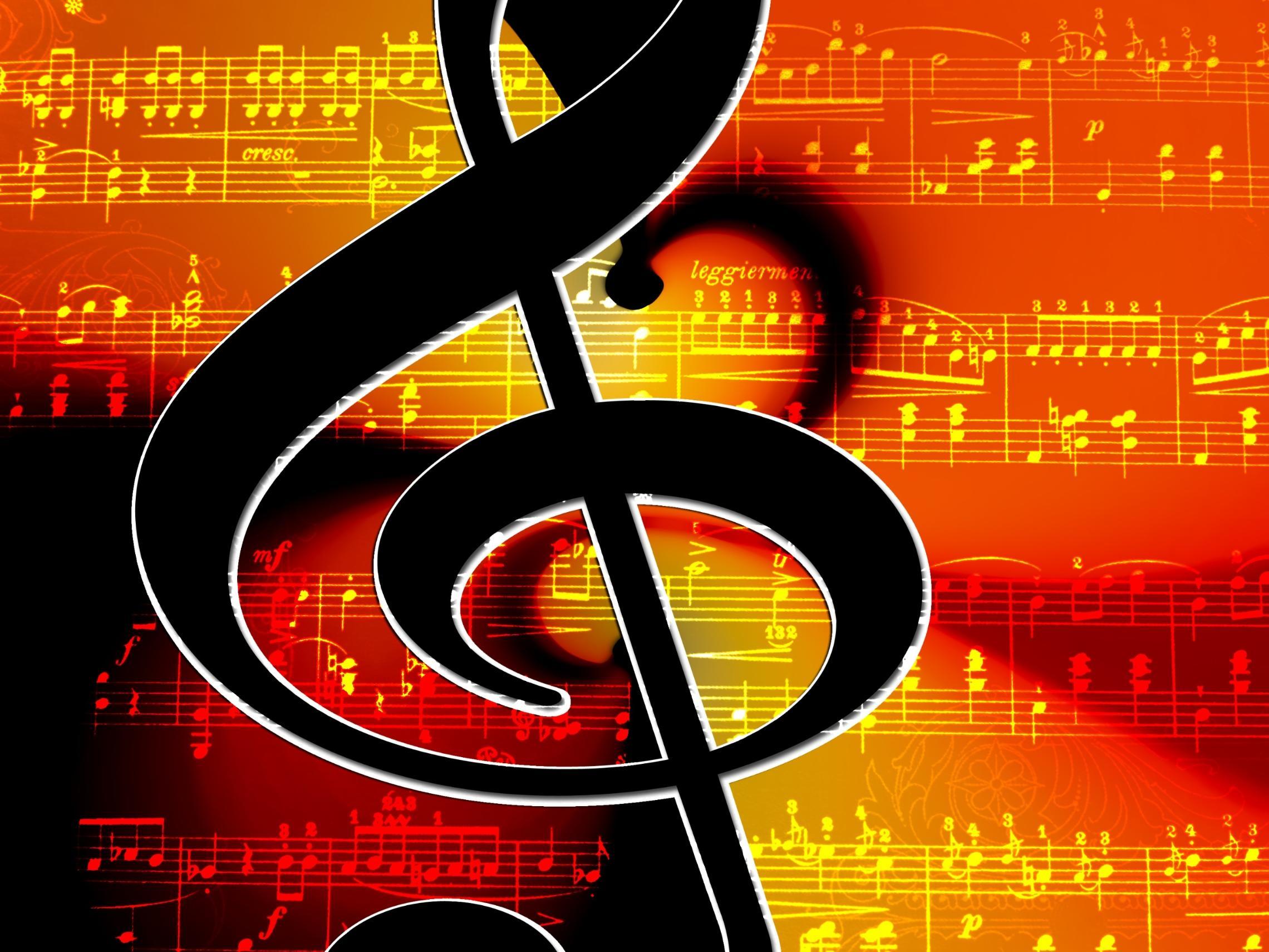 Notenschlüssel (c) www.pixabay.com