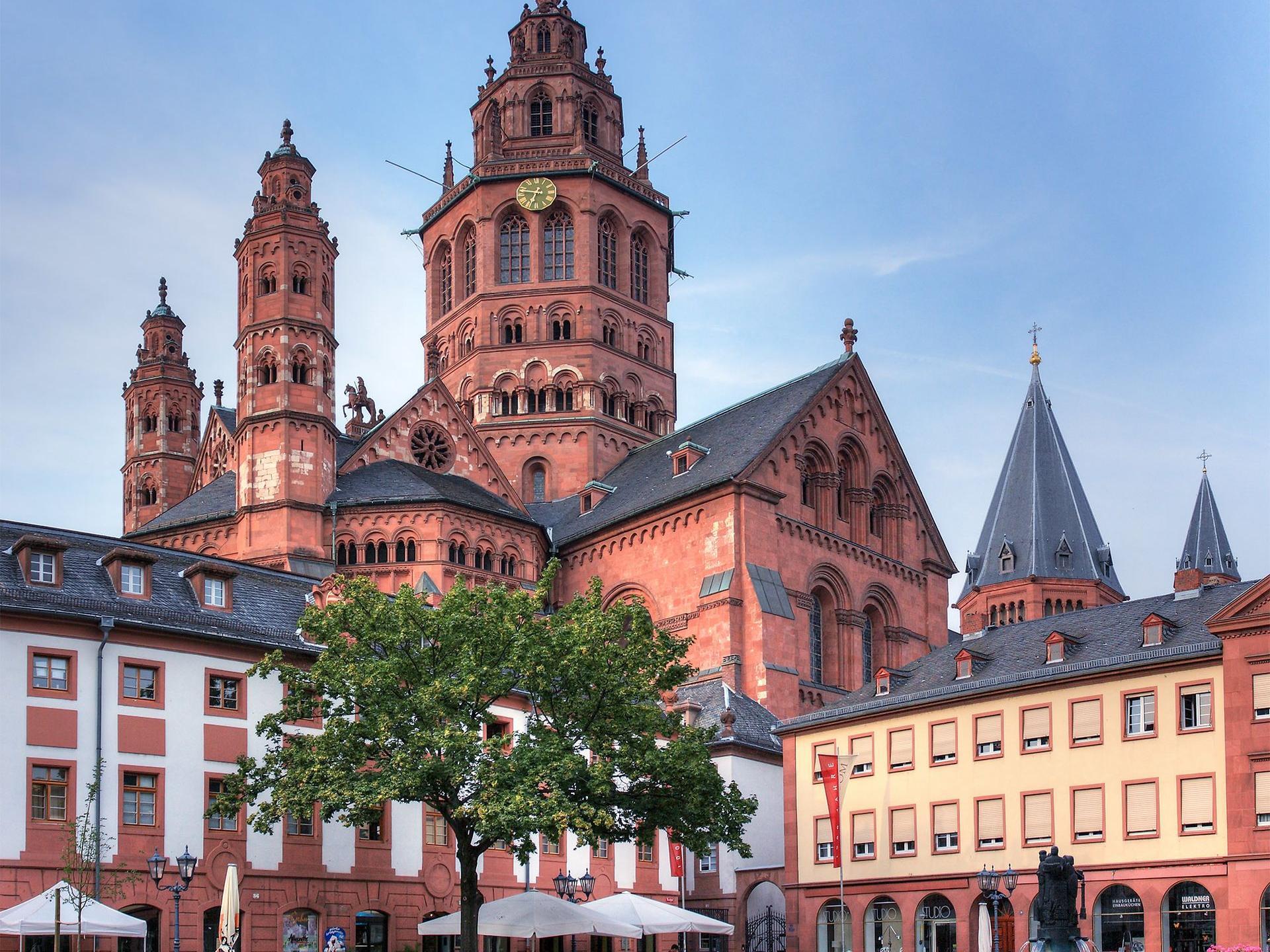 Aktuelles aus dem Bistum Mainz (c) Sergey Ashmarin - CC BY-SA 3.0